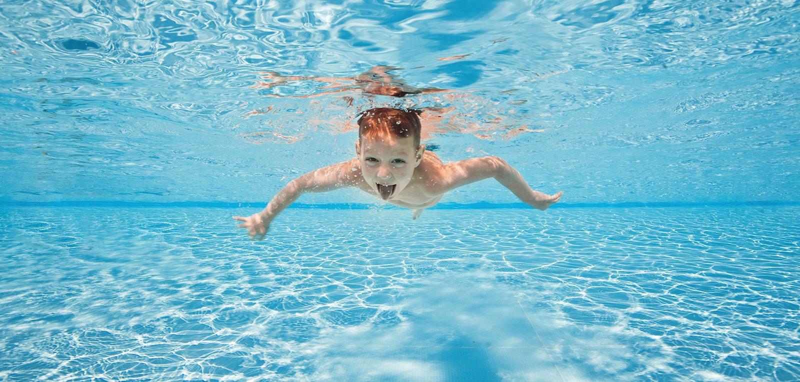 Zwembad-aanleg