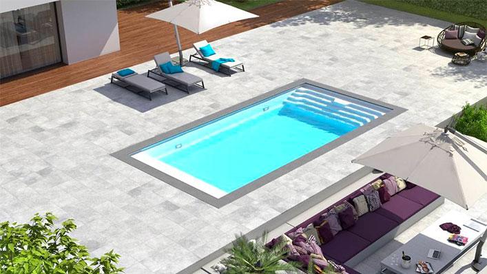 Essential Xcite line zwembad