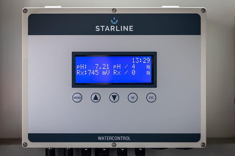 Starline watercontrol