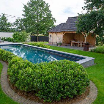 Prive zwembad Roermond